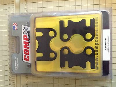COMP Cams Pushrod Guideplates 4808-8 - Set of 8 - Open box | Brand NEW!!!
