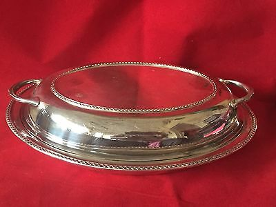 Elegant EPNS Serving Tureen with lid  silver plated J Bros ?