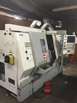 Haas Sl-20T Cnc Turning Center  -  New 2007