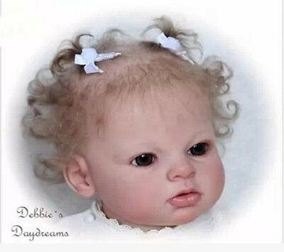 Soft Body Cloth Reborn Dolls Supply for 18 inch Newborn Doll Kit Supplies