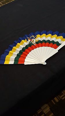 Order Of Eastern Star  Past Matron Hand Held Fan