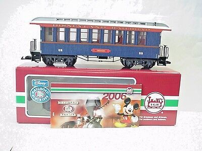 LGB (Lehmann) G Scale Disneyland Railroad Boston #32 Passenger Car # 33806