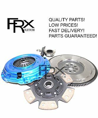 Frx Stage 2 Clutch Kit And Hd Flywheel 1994-2001 Acura Integra B18 1.8L B-Series