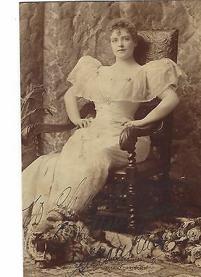 Actress, Abolitionist Lillian Russell; Shakespearean Actress Ellen Terry, Photos