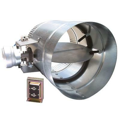 Suncourt ZO110 10 in. Automated Damper Normally Open