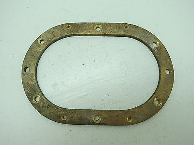 (#2313) Bronze Brass Trim Ring Porthole Port Light Lite Boat Sail Ship Sailboat