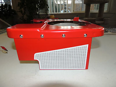 AMI Turntable Cover Side Decals