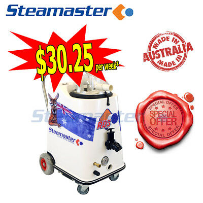 Carpet Cleaner Steam Extraction Cleaning Machine Equipment Steam Only Rd5 Heater