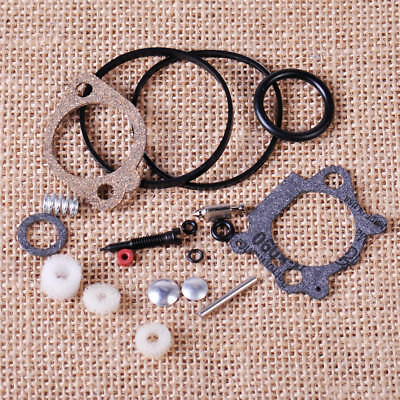 Carburetor Rebuild  Repair Kit 492495 493762 498260 Fit for Briggs & Stratton