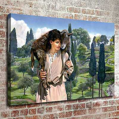 The Lamb of God Painting HD Print on Canvas Home Decor Wall Art Pictures posters