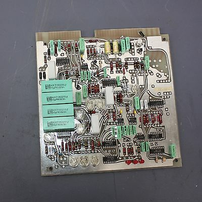 Precipitator Spare Card 190713D Printed Circuit Board