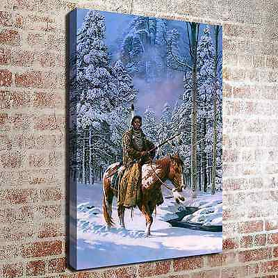 """12""""x18""""I am back Painting HD Print on Canvas Home Decor Wall Art Pictures poster"""