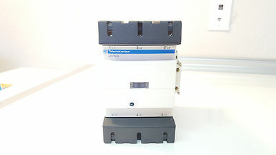 New Schneider Electric Telemecanique LC1D150BD 600VAC Contactor Free Shipping