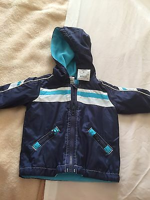 Toddler Lined Winter Parker BNWT - Size 00