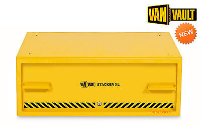 Van Vault STACKER XL S10347 Heavy Duty Secure Vehicle Trade Security Tool Box