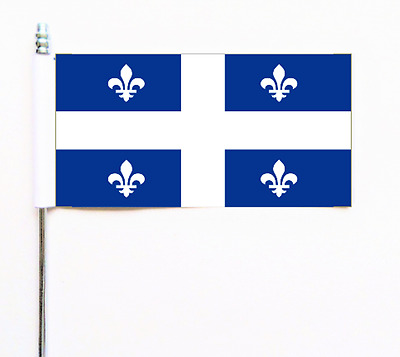 Canada Quebec Ultimate Table Flag