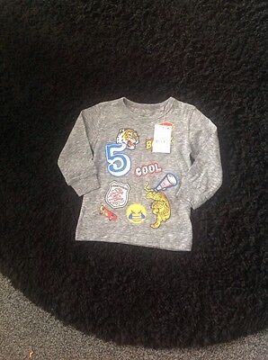 next baby boys 12/18 month top bnwt