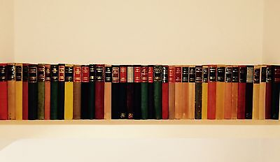 The Reprint Society book collection -  47 classic books!