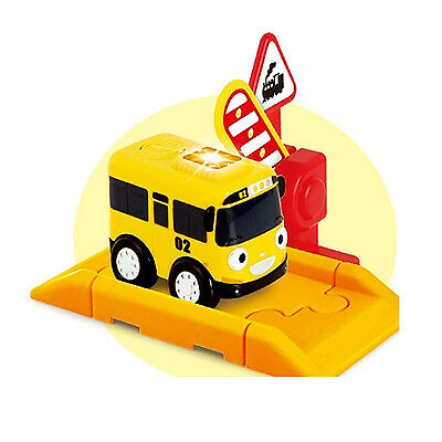 TAYO the Little Bus Baby Rani Crossing Play Mini Car Toy Children Kids Gift