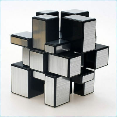 Ultra-smooth Professional Speed Rubik Magic Mirror Cube Puzzle Speed Toys
