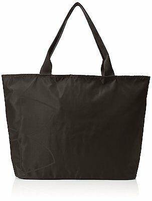 Under Armour Womens Big Logo Tote, Black/Black, One Size