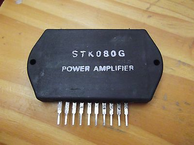 STK080G Power Amplifier from Sanyo