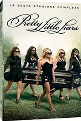 Pretty Little Liars - Stagione 6 (5 DVD) - ITALIANO ORIGINALE SIGILLATO -