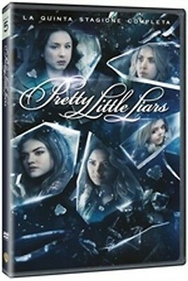 Pretty Little Liars - Stagione 5 (6 DVD) - ITALIANO ORIGINALE SIGILLATO -