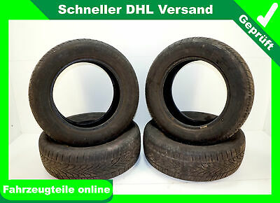 Reifen Winterreifen 4x Semperit Speed-Grip 2 195/65R15H Dot 3012 5mm ,