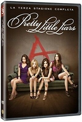 Pretty Little Liars - Stagione 3 (6 DVD) - ITALIANO ORIGINALE SIGILLATO -