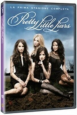 Pretty Little Liars - Stagione 1 (5 DVD) - ITALIANO ORIGINALE SIGILLATO -