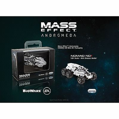 Mass Effect Andromeda: Collector's Edition Mini Diecast Nomad - 1:64 Scale NEW