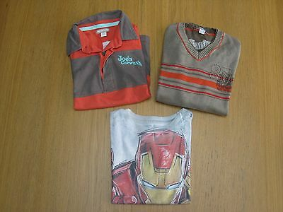 Bundle of boys clothes (4 years old) ZARA and ORCHESTRA