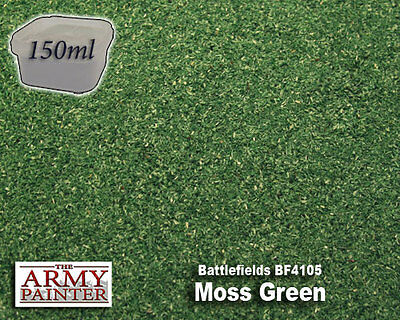 The Army Painter - Moss green - 150ml