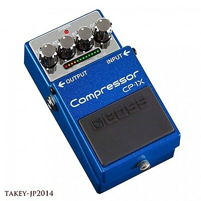 BOSS CP-1X Compressor Guitar Effector MPD tech from Japan w/ Tracking