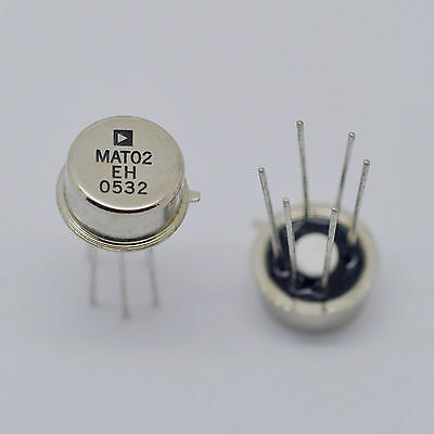 MAT02EH Transistor from Analog Devices