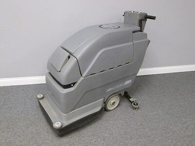 "Nobles Speed Scrub SS2001 20"" Floor Autoscrubber w/ Reconditioned Batteries"