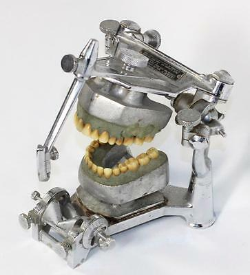 Vintage Terrell Precision Dental Coordinator Macabre Steampunk Medical Device