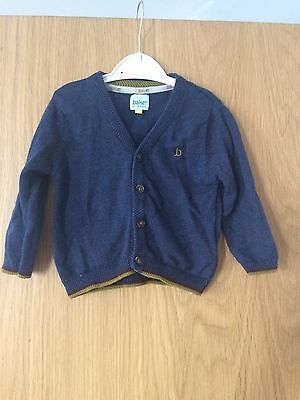 9-12months Boys Ted Baker Cardigan