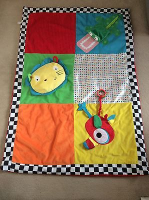 Grow And Play Activity Baby Mat. Great Condition.