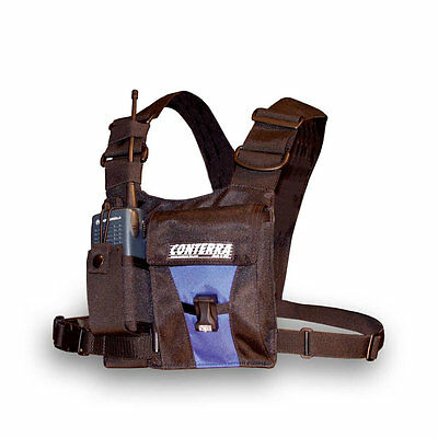 Conterra Adjusta-Pro II Radio Chest Harness - New!