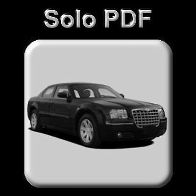 CHRYSLER 300 - Workshop, Service, Repair Manual