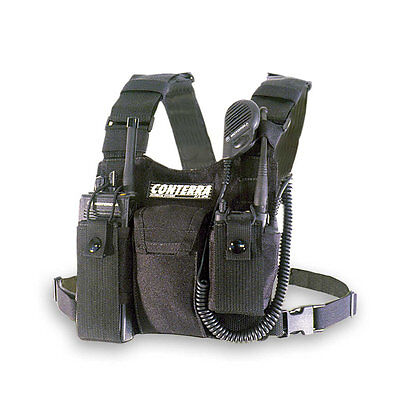 Conterra Double Adjusta Pro Radio Chest Harness - New!