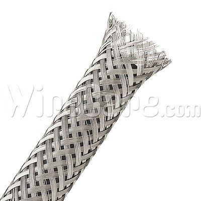 "SSN0.75SV - Flexo - Braided Stainless Steel - 3/4"" - 10 Ft Cuts"