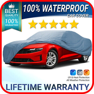 [CHEVY CAMARO] CAR COVER - Ultimate Full Custom-Fit All Weather Protection