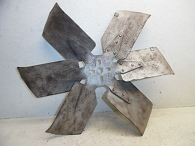 1969 69 Ford Galaxie 390 Fe Engine Motor Radiator Cooling Fan 6 Six Blade
