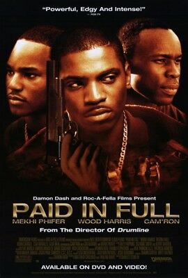 Paid in Full Movie Poster (27 x 40)
