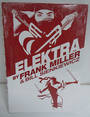 Elektra by Frank Miller 1 2 3 4 5 6 7 8 Omnibus HC Hard Cover New Sealed $100