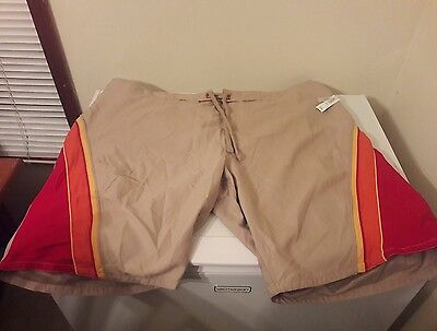 Brand New With Tag Old Navy Mens Board Swim Shorts Size XXL