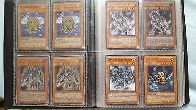YuGiOh COMPLETE 1st Ed The Lost Millennium TLM Master set ALL Ultimate rares+4SP